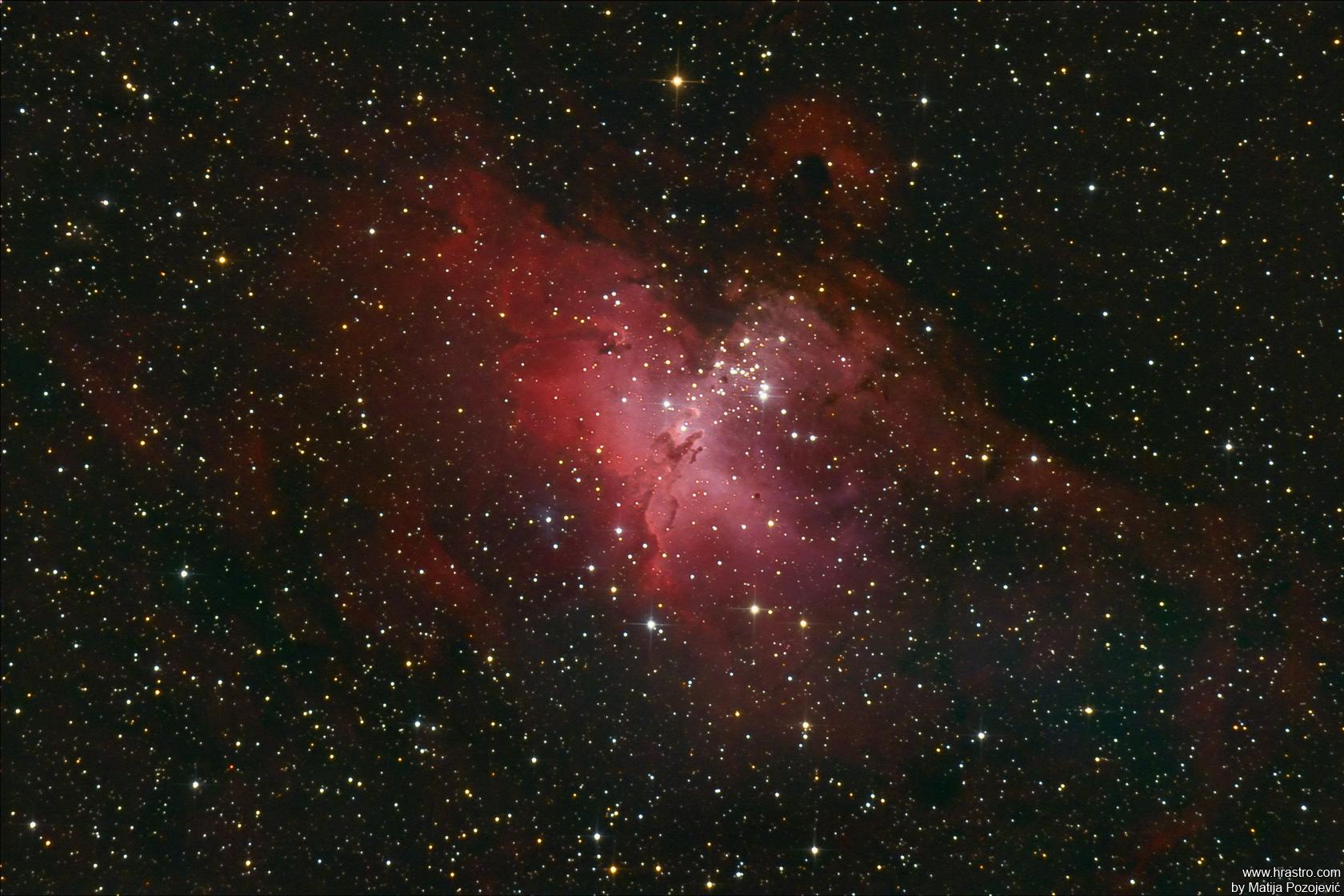 eagle nebula location - photo #26