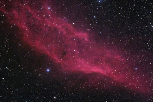 NGC1499, California nebula