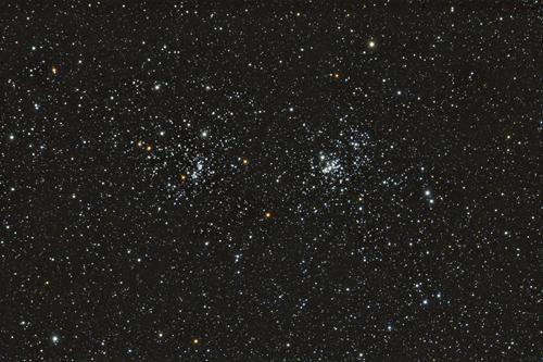 NGC 884 and NGC 869