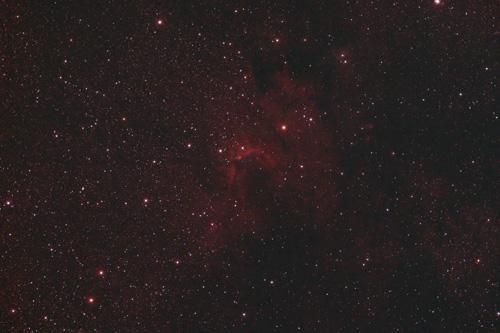 SH-155 Cave Nebula