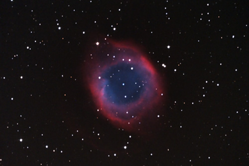 NGC7293, the Helix nebula