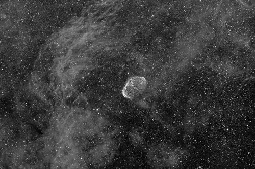H-alpha of NGC6888