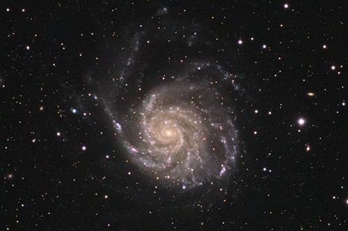 M101 The Pinwheel