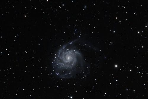 M101, the Pinwheel Galaxy