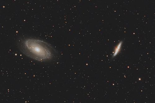 M81, M82 Galaxy Group