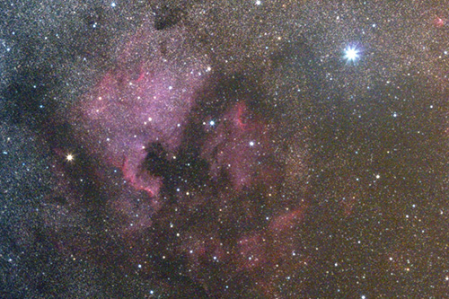 North America or NGC7000